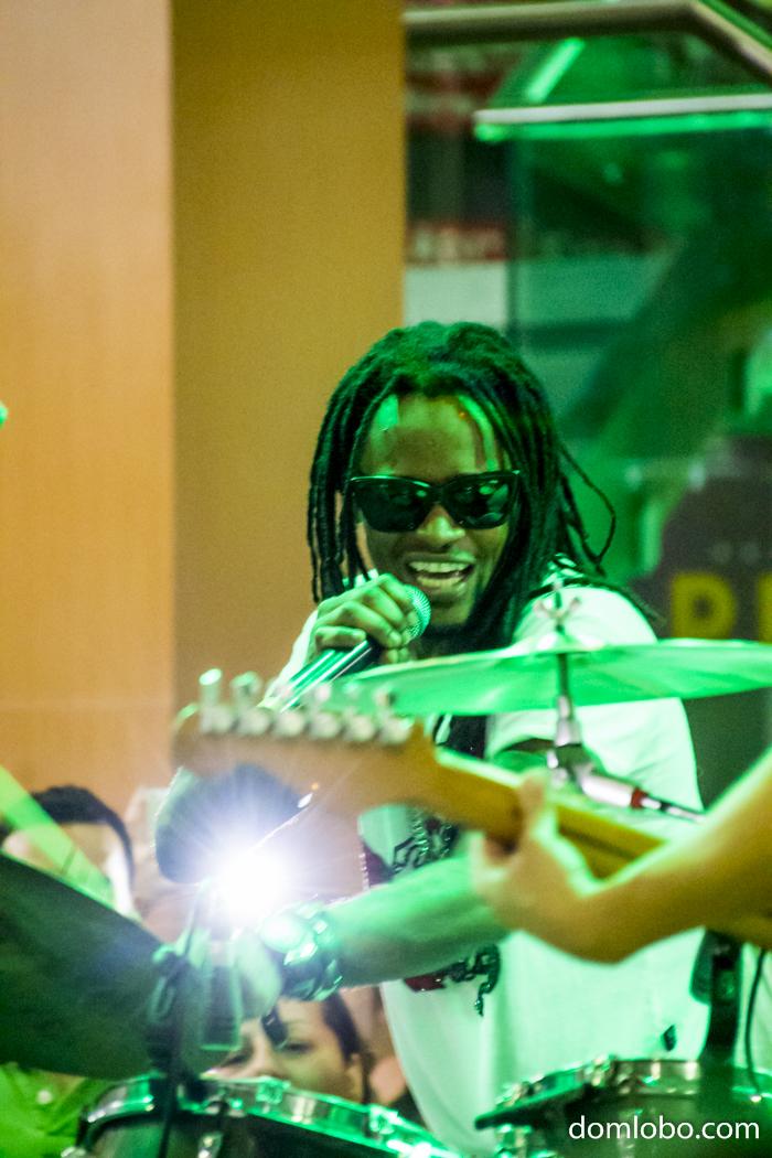 Show, Música, Music, Toni Garrido, Cidade Negra, Shopping, Via Sul, Fortaleza, Ceará, reggae